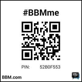 PIN BBM Nur sahid